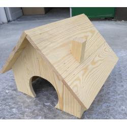 Domek Drewniany wys. 28 cm