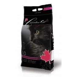 Benek Canadian Baby Powder 10L - żwirek o delikatnym zapachu pudru dziecięcego