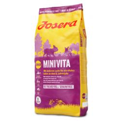 JOSERA Mini Vita- Senior karma bezzbożowa z łososiem 900g
