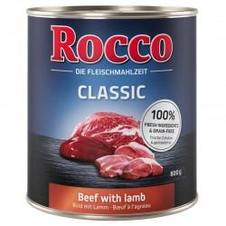 Rocco 800g Wołowina z jagnięciną