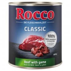 Rocco 800g Wołowina z dziczyzną