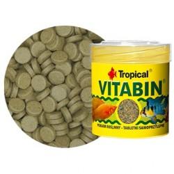 Tropical Vitabin roślinny tabletki 50ml
