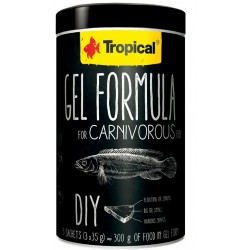 Tropical CARNIVOROUS 1000ml Gel
