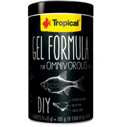 Tropical OMNIVOROUS 1000ml Gel