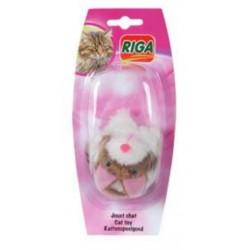 Riga Mysz pluszowa wibrująca