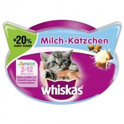 Whiskas Junior - Mleczna przekąska dla Kociaka 55g