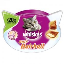 Whiskas Anti-Hairball ciasteczka odkłaczające 72g