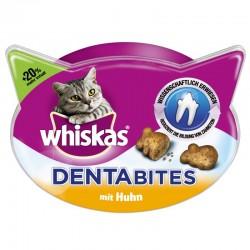 Whiskas Dentabits 48g - dla zdrowych dziąseł i zębów