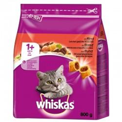 Whiskas Adult z wołowiną 1kg