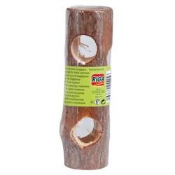 Drewniany tunel dla gryzoni 7x20 cm
