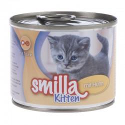 Smilla Kitten 200g z kurczakiem