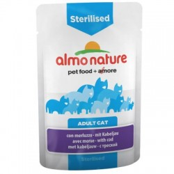 Almo Nature saszetka 70g- Sterilised