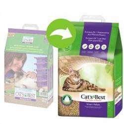 Cat's Best Nature Gold 20l żwirek dla kotów długowłosych