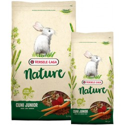 Versele Laga - Cuni Junior Nature 10 kg