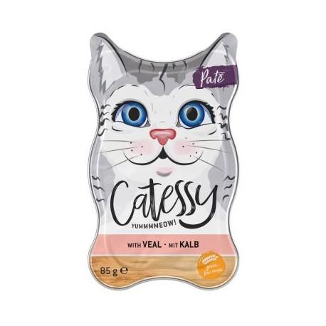 Catessy 85 g - paszteciki  z cielęciną