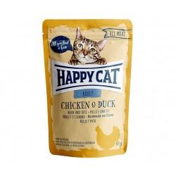 Happy Cat adult 85g- Kurczak kaczka