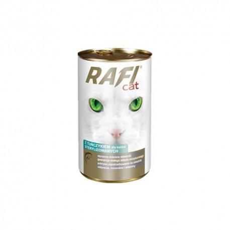 Dolina Noteci RAFI CAT z tuńczykiem Sterilised 415 g