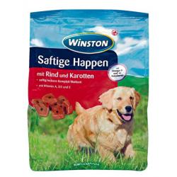 Winston sucha karma 1,5kg- Wołowin a z marchewką