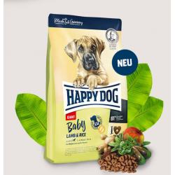 Happy Dog Baby Giant - Jagnięcina z ryżem karma dla szczeniąt dużych ras