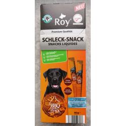 Roy Premium - Przysmak dla Psa saszetki 6 x 15g- Wołowina, Kurczak