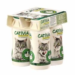Cativia mleko prebiotyczne dla kota 6 x 95ml
