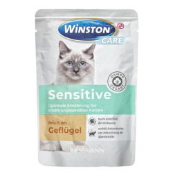 Winston Care 85g- Sensitive z drobiem