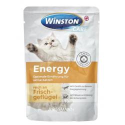 Winston Care 85g- Active z drobiem