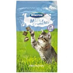 Winston Milky Crunchies 60g poduszeczki z nadzieniem