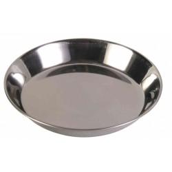 Miska dla kota ze stali nierdzewnej