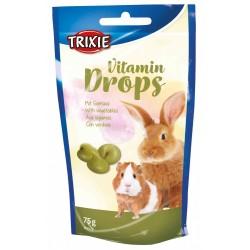 Dropsy dla gryzoni warzywne