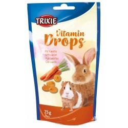 Dropsy dla gryzoni karoten