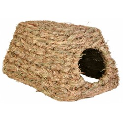 Domek z trawy dla gryzoni,28x18x13,