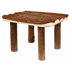 Zadaszenie dla świnki morskiej, drewniane,30×22×25 cm