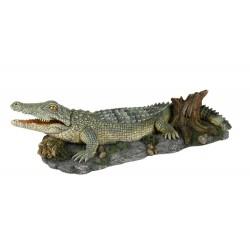 Dekoracja krokodyl 26cm