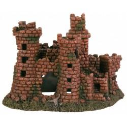Dekoracja ruiny zamku 27cm
