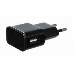 Adapter usb, 3.7 × 7 cm, czarny