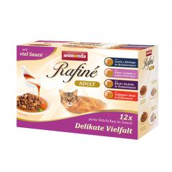 Animonda Rafine Soupe 12x100g mix w sosie