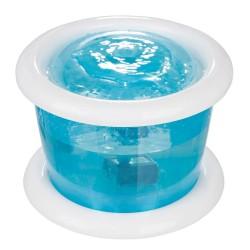 Automatyczne poidło bubble stream , 3 l, niebiesko/białe