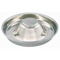 Miska metalowa dla szczeniąt, 1.4 l/o 29 cm