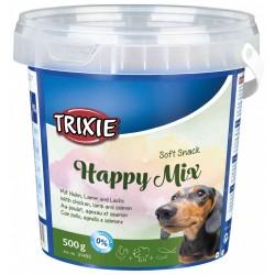 Miękkie przekąski dla psa, mix, 500 g