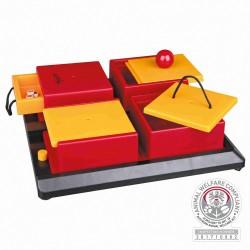"Zabawka dla psa ""poker box"" 31x10x31cm"