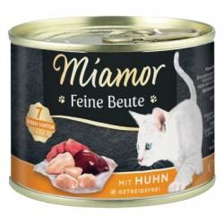 Miamor Feine Beute 185g karma mokra różne smaki