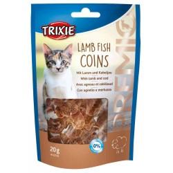 Przysmak PREMIO Lamb Fish Coins