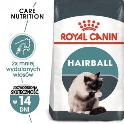 Royal Canin Adult Hairball- redukuje powstawanie kul włosowych