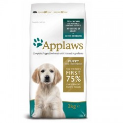 Applaws 2kg Puppy Small & Medium- Kurczak