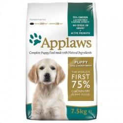 Applaws 7,5kg Puppy Small & Medium- Kurczak