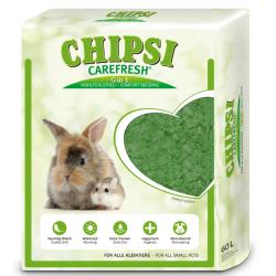 Cat's Best Chipsi Carefresh Forest Green 60 litrów- podściółka dla zwierząt