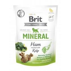 Brit Care Puppy functional snack mineral ham 150g Przysmak dla szczeniąt