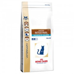 Royal Canin Gastro Intestinal Moderate Calorie Veterinary kot