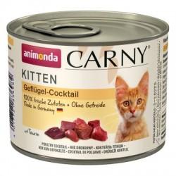 Animonda Carny Kitten - Koktajl drobiowy 200g